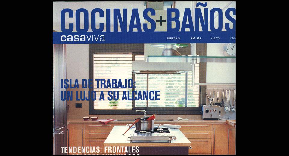 revista cocinas y baos pdf